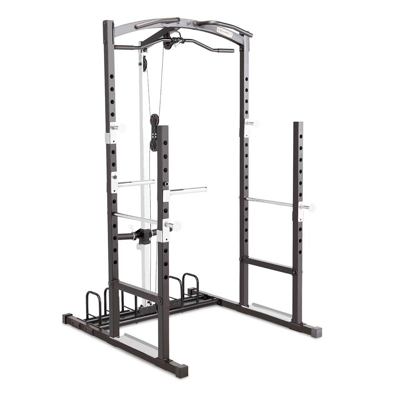The Marcy Cage Home Gym MWM-7041 is essential to create the best home gym - Weights not included