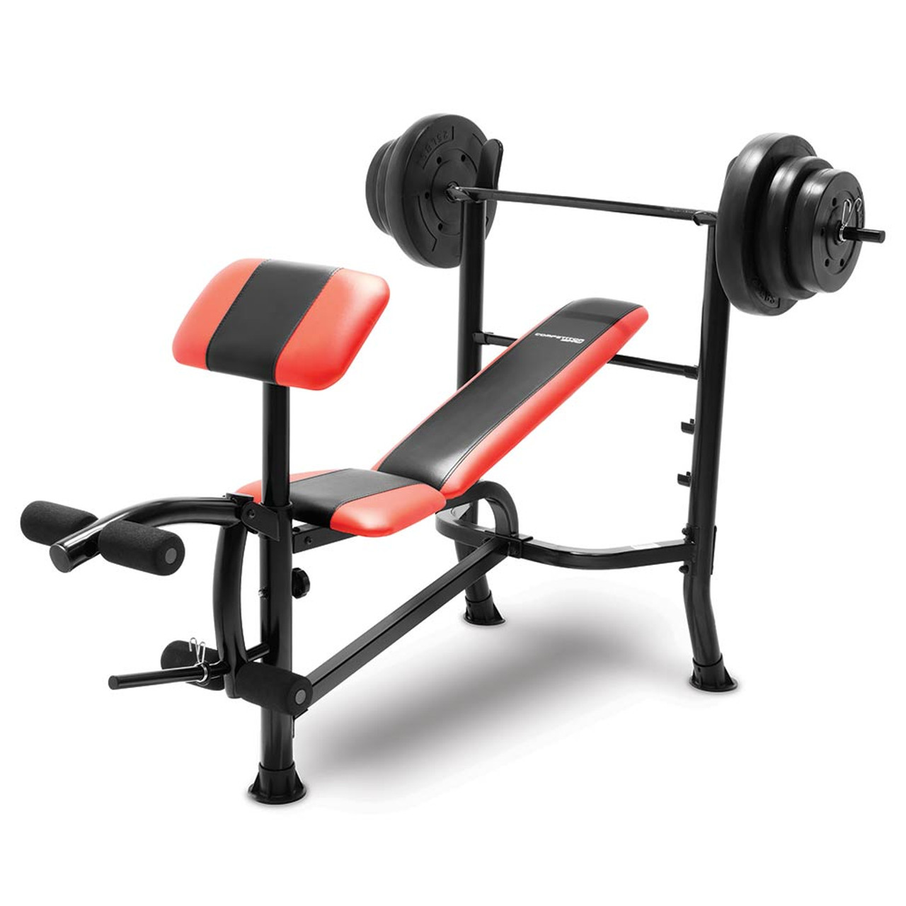 Weight Benches Bench Set For Sale Mesmerizing With Ebay: Competitor Bench 100 Lb. Weight Set CB-2982 Quality Strength