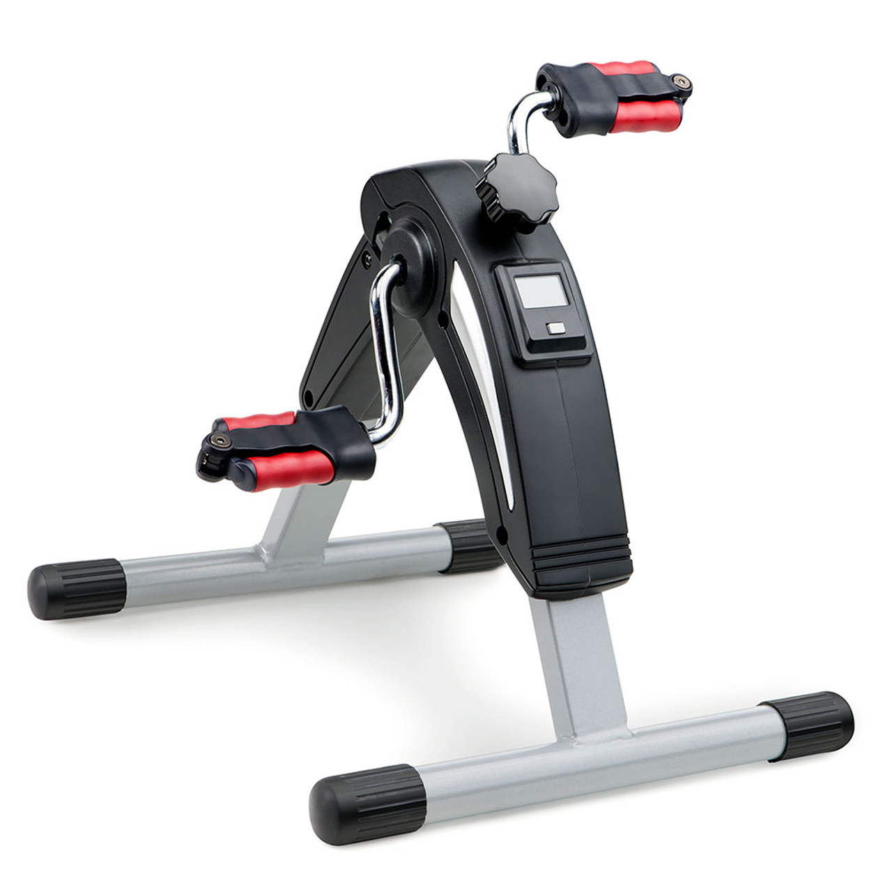 Marcy portable mini magnetic cardio cycle for home gym and office