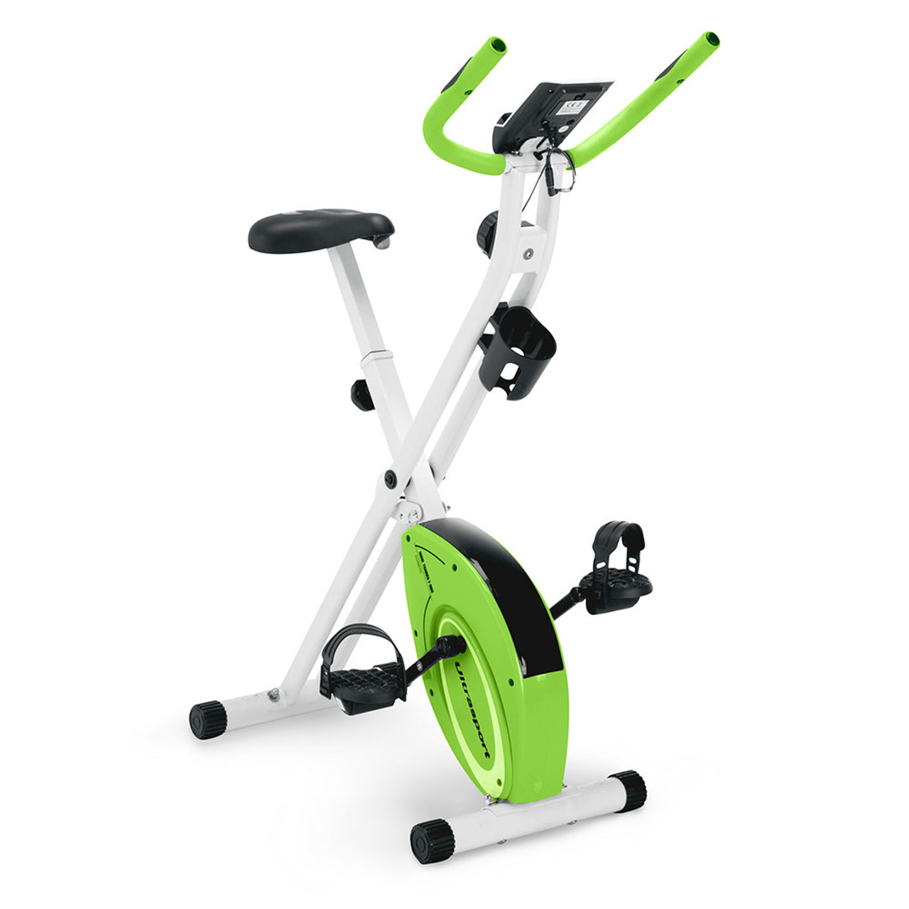 Marcy Foldable Upright Exercise Bike with Adjustable Resistance in Multiple  Colors - Marcypro.com