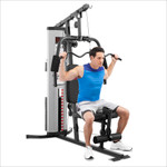 Marcy Home Gym System 150lb Weight Stack Machine  MWM-988 - Rear Lat Pull Down