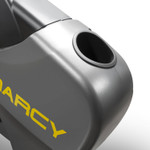 The Marcy Recumbent Magnetic Cycle NS-716R includes a cup holder for your water keys cell phone etc