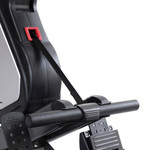 The Marcy Turbine Rower NS-6050RE has a comfortable handle
