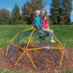 The Easy Outdoor Space Dome GD-810 is perfect for multiple children to play at once