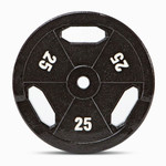 25 lbs. ECO Standard Size Grip Plate to add weight to your BodyBuilding Workout