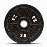 2.5 lbs. ECO Standard Grip Plate to add weight to your BodyBuilding Workout