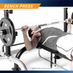 The Power Rack MWB-70500 - Bench press