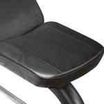 The Marcy Utility Bench SB-10900 has thick padding for extended comfort