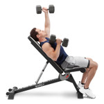 Adjustable Utility Bench  Marcy SB-670 - Incline Press