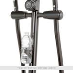 marcy magnetic elliptical trainer ME-1017E - water bottle holder