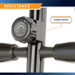 marcy magnetic elliptical trainer ME-1017E Resistance Knob