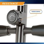 marcy magnetic elliptical trainer ME-1017E Resistance Knob