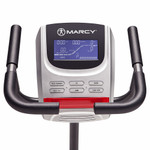 The Regenerating Magnetic Recumbent Bike | Marcy ME-706 includes a LCD computer display screen to track your progress