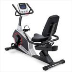Regenerating Magnetic Recumbent Bike | Marcy ME-706 - back view