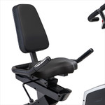 The Regenerating Magnetic Recumbent Bike | Marcy ME-706 includes ergonomic padded seat handles so you can take your cardio regimen to the limit