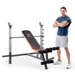 Marcy Multi Position Olympic Bench MWB-5146