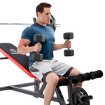 Marcy Multi Position Olympic Bench MWB-5146 chest workouts