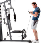 Marcy 150lb Stack Home Gym  MWM-4965 lower pulley