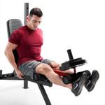 marcy adjustable olympic weight bench MWB-4811 leg developer curls