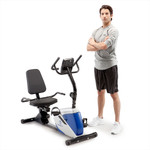 marcy magnetic recumbent bike ME-1019R with model