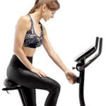marcy magnetic upright bike ME-1016U using tension knob to adjust resistance