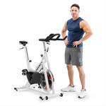 marcy club trainer exercise bike NSP-490 with model