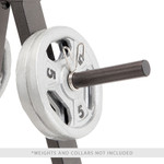 marcy standard weight plate tree PT-5733 individual peg with weights