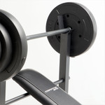 competitor pro 100lb standard bench CB-5573 bench bar catch