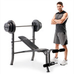 competitor pro 100lb standard bench CB-5573 with model