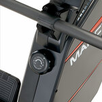 marcy foldable regenerating rowing machine  -NS-6002RE adjustable resistance