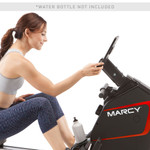 marcy foldable regenerating rowing machine  -NS-6002RE model using lcd display