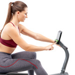 Marcy Adjustable Magnetic Resistance Recumbent Bike NS-1206R Computer with Model