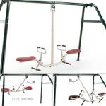 Tilt-A-Swing Swings Forward Backward Sideways 360 Gym Dandy GD-6662 Moves Side to Side