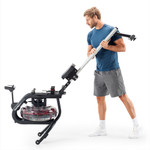 Marcy Indoor Water Rowing Machine  Marcy NS-6023RW - Transport Wheels