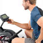 Marcy Indoor Water Rowing Machine  Marcy NS-6023RW - LCD Computer Monitor
