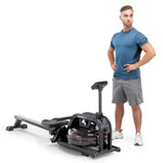 Marcy Water Rower Machine NS-6070RW with model