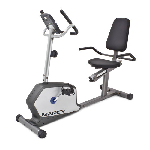 2916b9e02b9 The Marcy Recumbent Bike NS-1201R is a convenient low-impact method of  getting Model ...