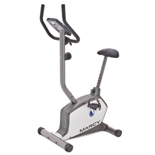 49971839b23 The Marcy Magnetic Resistance Upright Bike NS-1201U is a convenient low- impact method ...