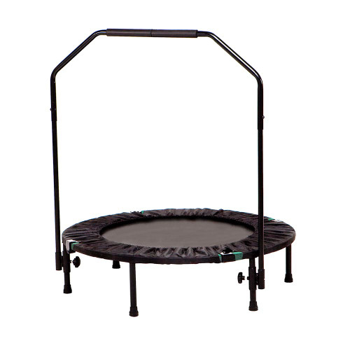 The Cardio Trampoline Trainer ASG-40 has a sturdy construction