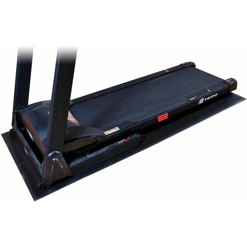 Marcy Equipment Mat MAT-366 can be used under fitness equipment to avoid damage