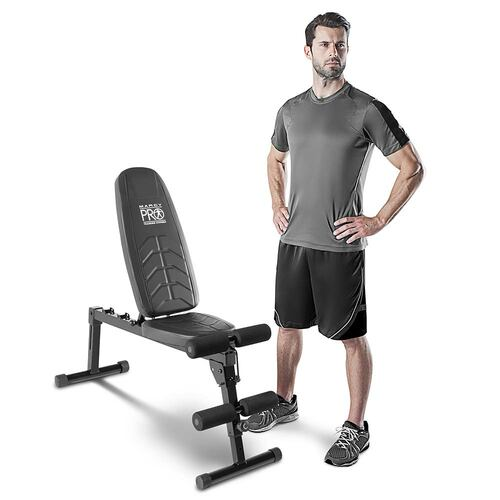 Marcy Pro Utility Bench PM-10110 with model