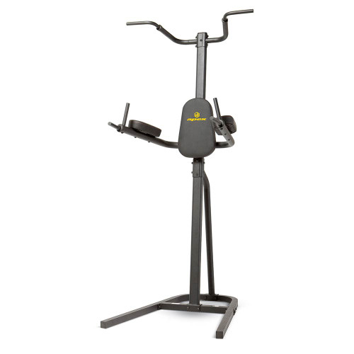 The Power Tower Fitness Station Dip, Chin-up, Pull-up Bar TC-1800 by Marcy is essential for building the best home gym