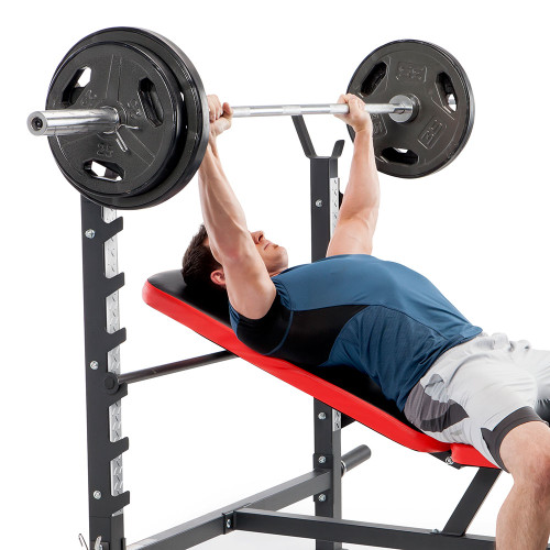 Marcy Multi Position Olympic Bench Mwb 5146