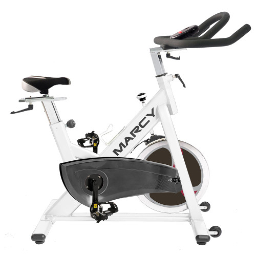 marcy club trainer exercise bike NSP-490