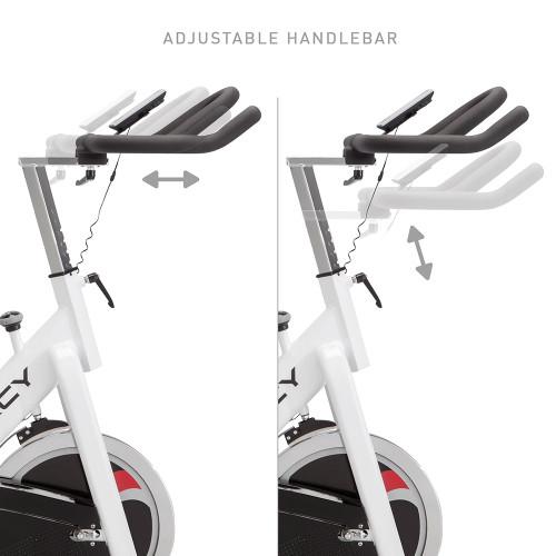 marcy club trainer exercise bike NSP-490 Adjustable Handle Bars