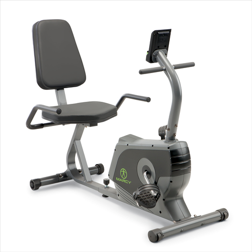 Marcy Adjustable Magnetic Resistance Recumbent Bike NS-1206R