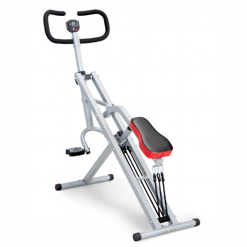 Marcy Squat Rider Machine Row-N-Ride Bench for Glutes and Quads XJ-6334 Marcy - Back