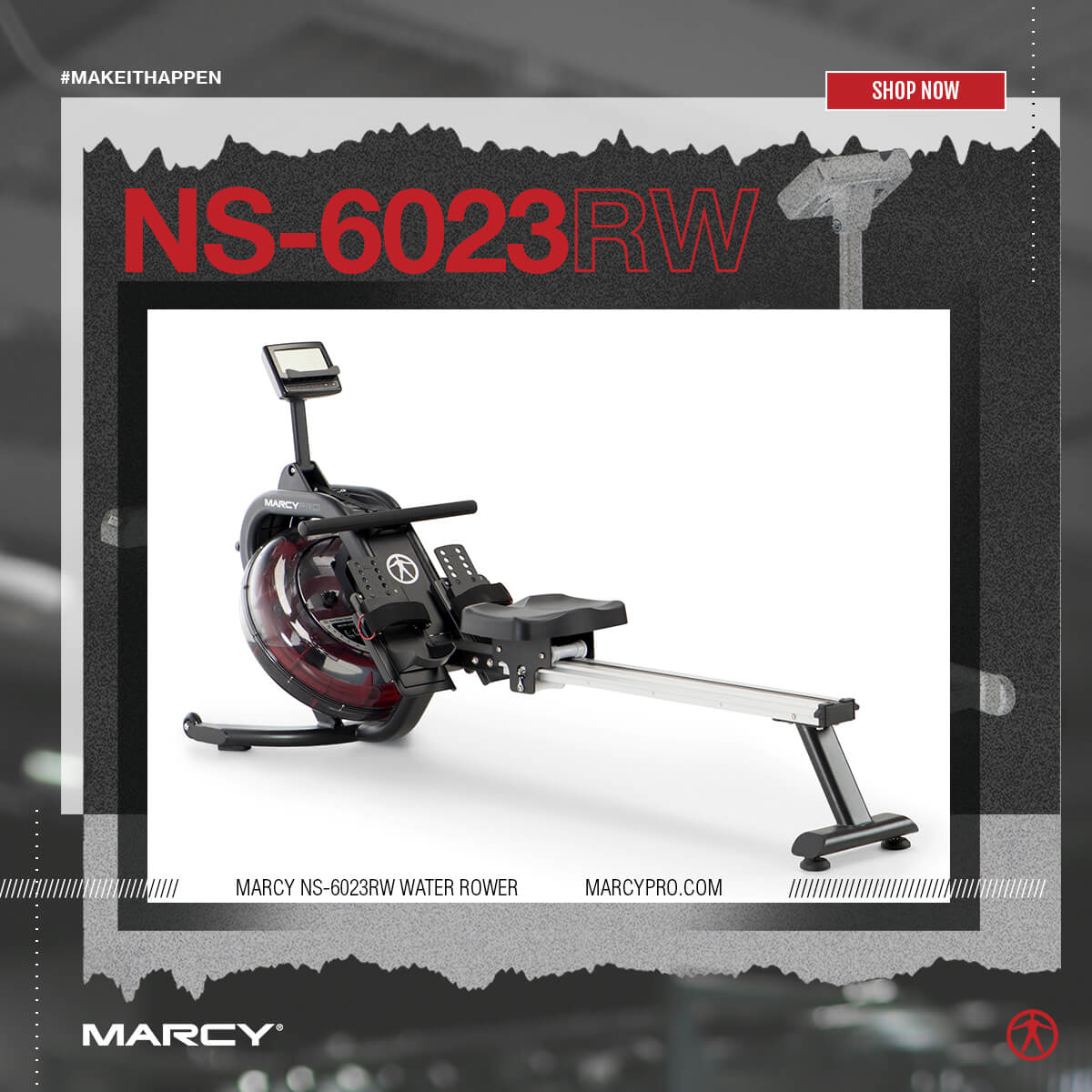Marcy NS-6023RW Product Highlight