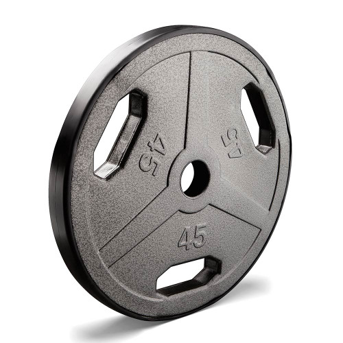 45lb Classic Olympic Plate Mcw 45 High Quality Heavy Duty Plates