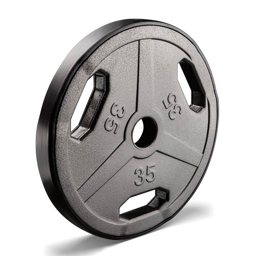 35lb Classic Olympic Plate Mcw 35 High Quality Heavy Duty